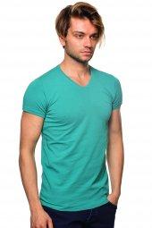 Iceboys V Yaka Basic Süprem T Shirt