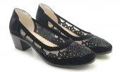 Fantasy 6099 Büyük Beden Kadın Topuklu Ayakkabı...