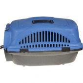 Yopigo Kedi Taşıma Çantası Tel Kapılı Mavi 1.kalite Pro Model Yp1