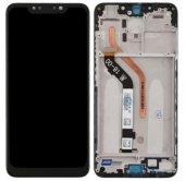 100 Orjinal Çıtalı Xiaomi Pocophone F1 Lcd Ekran Ve Dokunmatik T