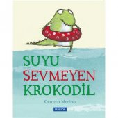 Suyu Sevmeyen Krokodil Gemma Merino