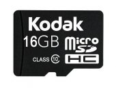 Kodak Extra 16gb Micro Sd Hafıza Kartı Ve Adaptör Sdhc Class 10