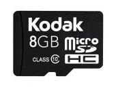 Kodak Extra 8gb Micro Sd Hafıza Kartı Ve Adaptör S...