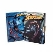 Keskin Color Spiderman 14x20 Kilitli Slim Hatira Defteri
