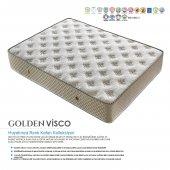 Kupons Golden Ortopedik Yaylı Visco Yatak 80x200 Cm