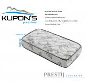 Kupons Soft Ort. Prestij Bebek Yatağı 70x110 Cm 18 Cm Yükseklik