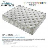 Kupons Bamboo Ortopedik Yaylı Yatak 120x200 Cm
