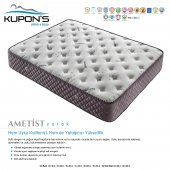 Kupons Ametist Ortopedik Yaylı Yatak 140x200 Cm