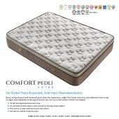 Kupons Comfort Pedli Ortopedik Yaylı Yatak 90x190 Cm