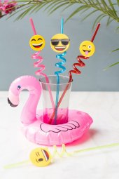 Summer 4lü Emoji Pipet