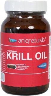 Aniqnaturals Superba Boost Krill Oil 30 Licaps Krill Yağı