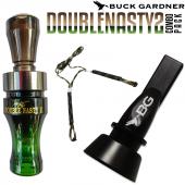 Buck Gardner Double Nasty 2 Ördek Düdüğü Seti Camo...
