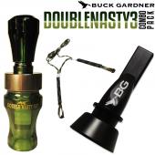 Buck Gardner Double Nasty 3 Ördek Düdüğü Seti Camogren