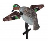 Lucky Duck Lucky Teal Hd Motorlu Kanatlı Ördek Mühresi
