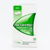 Nicorette Freshfruit 4 Mg 30 Naneli Sakız