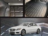 Mercedes W205 C Serisi 2017 Model Rampalı Bagaj Havuzu Derin Havu