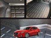 Mazda 3 Hb 2016 Model Bagaj Havuzu Derin Havuzlu Kalın Malzeme
