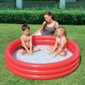 çocuk Şişme Havuzu 152 Cm Yazlık Dayanıklı Şişiril...