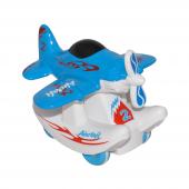 Canem 0783 84 Sürtmeli Metal Mavi Uçak