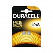 Duracell Dplr43 1,5 Volt 2li Düğme Pil