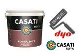Dyo Casati Plastik İç Cephe Boyası 20 Kg + Rulo Hediyeli