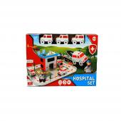 Uçar 70 Hastane Parkur Seti