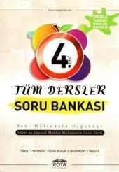 Rota Yayınları 4. Sınıf Tüm Dersler Soru Bankası