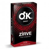 Okey Prezervatif Zirve 10lu Paket