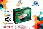 Hiremco Plus 2 Dahili Wifi-netflix 16gb Hafıza 4k 9 0 Android Box