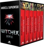 The Witcher Serisi Özel Kutulu Set (6 Kitap)