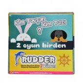 Zk14 Rudder & Tazı Tavşan (2 Oyun 1 Arada)