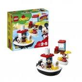 Led10881 Jun Mickeyin Teknesi 28 Pcs Duplo 2 5 Yaş Lego