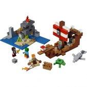 Lmn21152 Minecraft Korsan Gemisi Macerası Minecraft 386 Pcs +