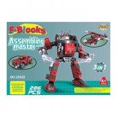 Furkan F Blocks Heroes 244 Parça Lego