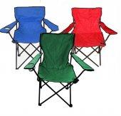 Portatif Kamp Piknik Katlanabilir Sandalye (Rejisör Sandalye)