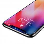 Apple İphone Xs Max 6.5 Baseus 0.15mm Full Glass Anti Blue Light Tempered Glass
