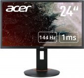 24 Acer Xf240hbmjdpr Led Tn Fhd 144hz 1ms Amd Freesync Vesa Pıvot Gaming Monitör