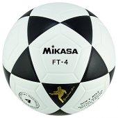 Mikasa Ft 4 Yapıştırmalı 4 No Futbol Topu Beyaz