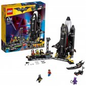 Lego Batman Movie Bat Space Uzay Mekiği 70923 Space Shuttle