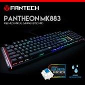 Fantech Mk883 Pantheon Rgb Pro Mekanik Gaming Oyuncu Klavyesi