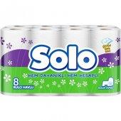 Solo 8' Li Kağıt Havlu