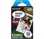 Fujifilm İnstax Mini Comıc 7 8 9 25 70 90 İçin 10 Lu Film