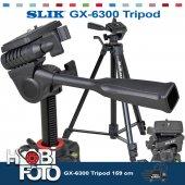 Canon Eos 760d İçin Profesyonel Slık Gx 6300 Tripod 159 Cm