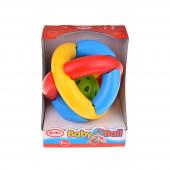 Renkli Bebek Çıngıraklı Top