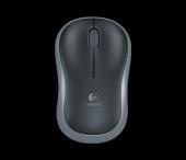 Logitech M185 Nano Optik Kablosuz Mouse Gri (910 002235)