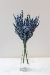 2li Dooset Daram Mavi Yapay Çiçek