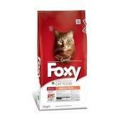 Foxy Balıklı Yetişkin Kedi Maması 15 Kg