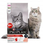 Proplan Somonlu Yetişkin Kedi Maması 1.5 Kg