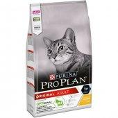 Pro Plan Original Tavuklu Kedi Maması 1,5 Kg
