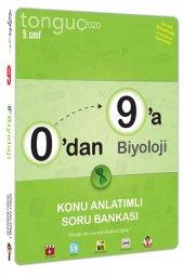 Tonguç Akademi 9. Sınıf 0 Dan 9 A Biyoloji Konu Anlatımlı Soru Bankası